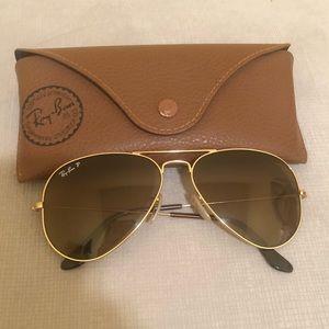 Ray Ban Classic Aviator Sunglasses